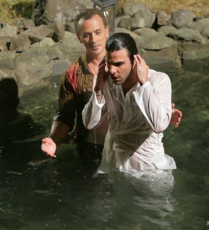 Samuel and Sylar