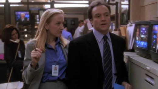 Donna Wants Her Money Back - The West Wing Season 1 Episode 6