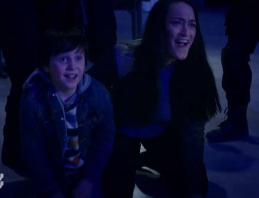 Screaming for Harry - Resident Alien Season 1 Episode 10