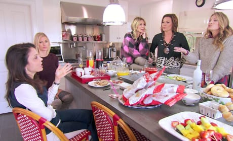 Real Housewives of New York City Brunch - The Real Housewives of New York City Season 7 Episode 3