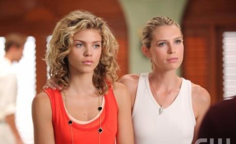 Naomi and Jen Clark