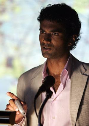 Mohinder Suresh Image