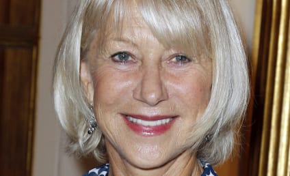 Helen Mirren to Sort of Guest Star on Glee
