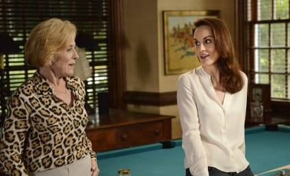 Good Behavior: First Look at Guest Star Holland Taylor!