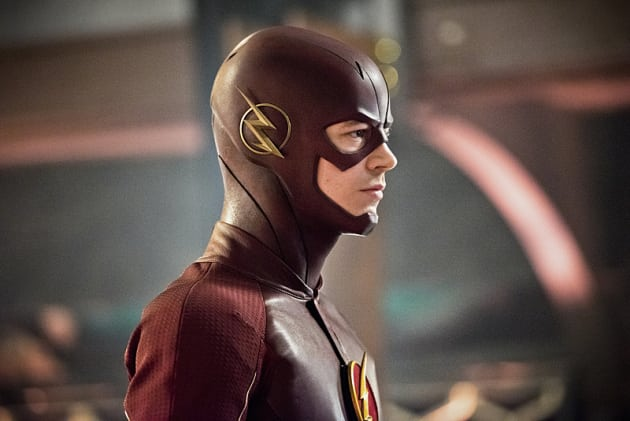 Profile - The Flash Season 1 Episode 16