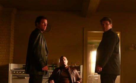 Detective Slaughter Returns - Castle