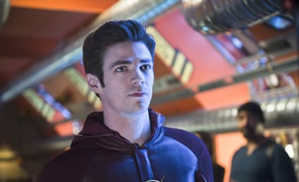 The Flash Season 1 Finale Picture Preview: A Tantalizing Offer