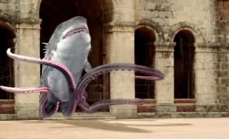 Sharktopus vs Whalewolf Trailer