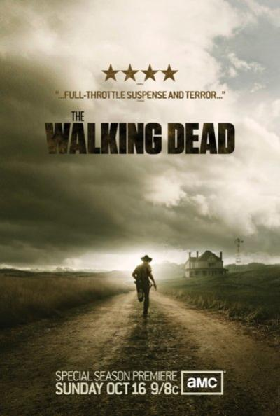 New Walking Dead Poster