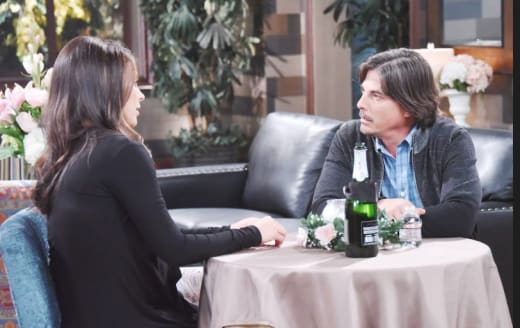 Lucas Hears About the Wedding - Days of Our Lives