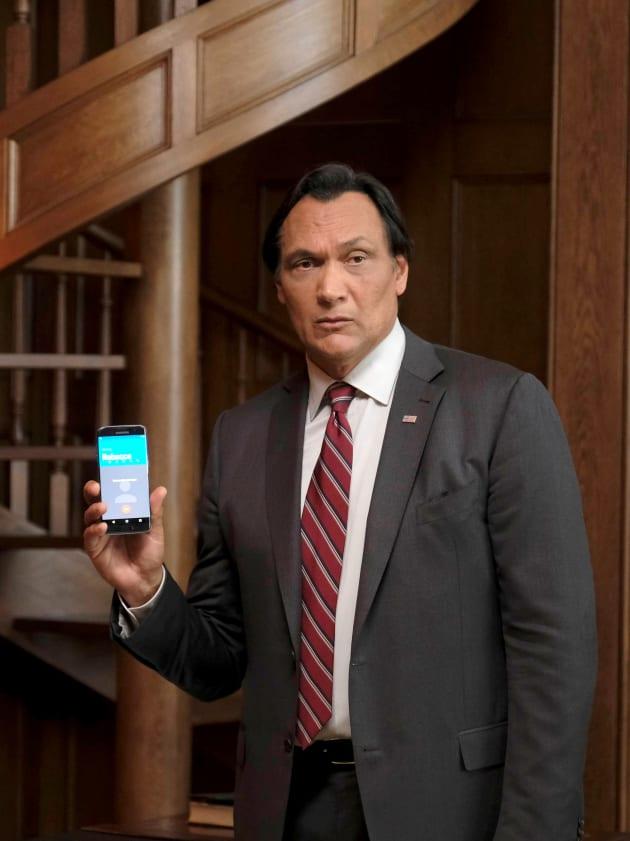 I See a Phone - 24: Legacy Season 1 Episode 4