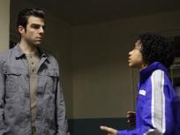 Sylar and Micah