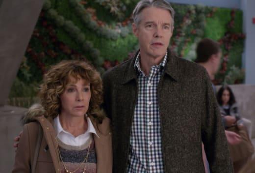 Betty's Parents