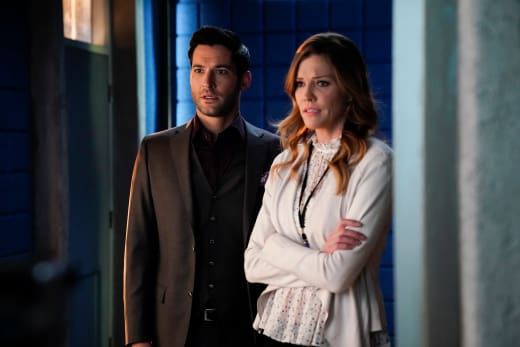 Charlotte and Lucifer Season 3 Episode 23