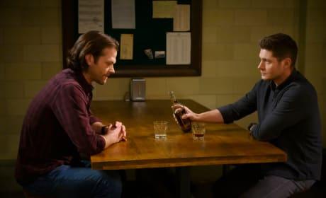 Grieving - Supernatural Season 14 Episode 19