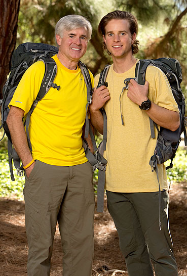 David O'Leary and Connor O'Leary