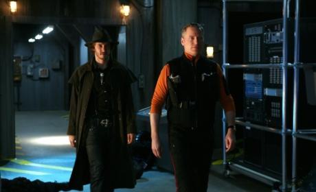 Deadshot and Rick Flagg