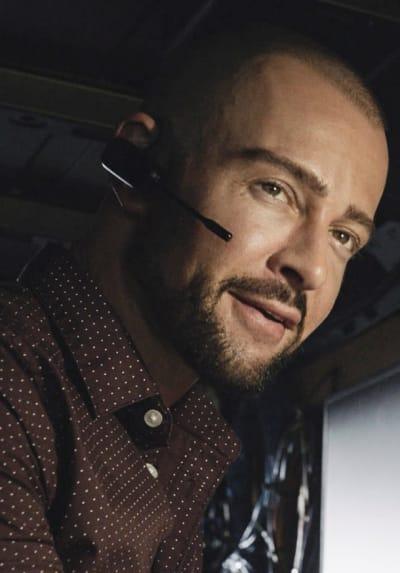 Aaron Wright Returns -- Tall - Hawaii Five-0 Season 9 Episode 24