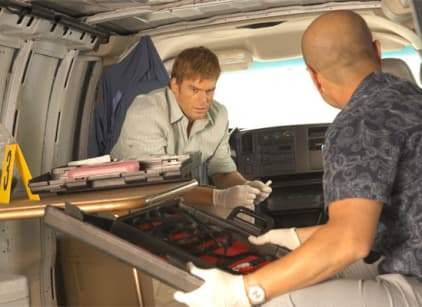 Watch Dexter Season 5 Episode 12 Online