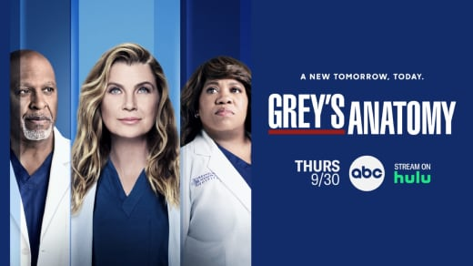Grey's Anatomy Season 18 Key Art