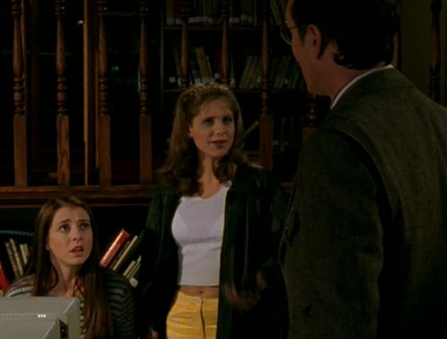 Boy Trouble - Buffy the Vampire Slayer Season 1 Episode 4