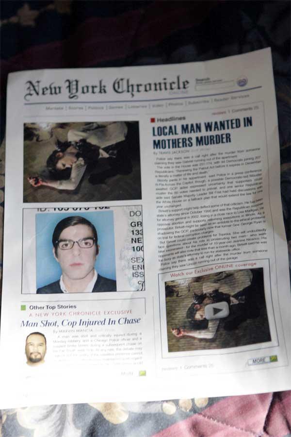 A Killer Article