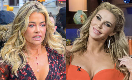 Twitter and Tequila: Brandi Glanville and Denise Richards Drama Erupts During RHOBH Premiere