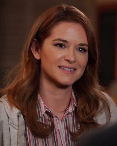 April is Single  - Grey's Anatomy Season 17 Episode 14
