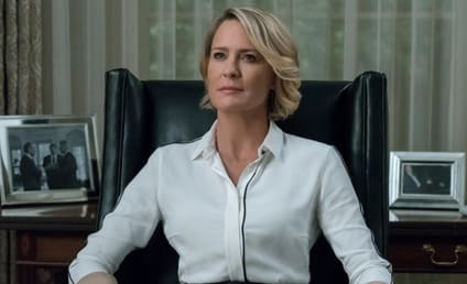 House of Cards: Robin Wright Reveals Final Season Almost Never Happened