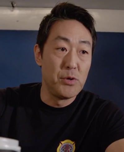 Chimney Thinks - 9-1-1 Season 2 Episode 11