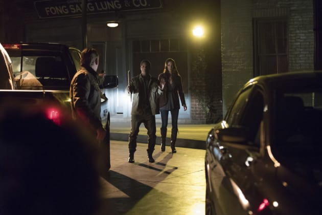 Team Good Guy - The Vampire Diaries Season 8 Episode 9