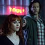 Rowena captured - Supernatural Season 11 Episode 3