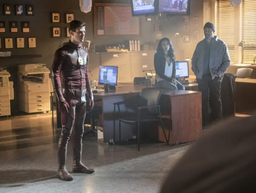 Real or Imaginary?  - The Flash Season 3 Episode 16