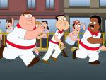 Running of the Bulls - Family Guy
