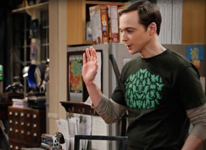Watch The Big Bang Theory Season 6 Episode 10 Online