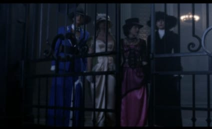Pretty Little Liars Clips: Party in a Graveyard!