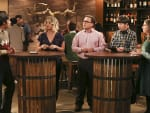 The Wine Tasting - The Big Bang Theory