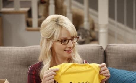 Daddy's Little Girl - The Big Bang Theory