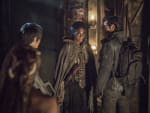 Kane and Indra — The 100 Season 4 Episode 8