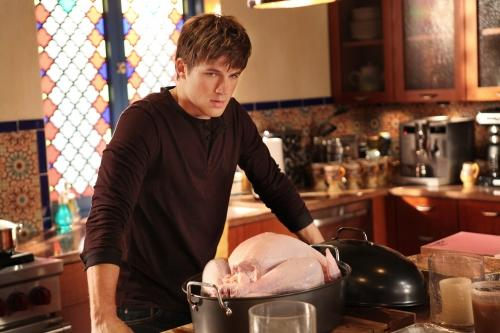 A 90210 Thanksgiving