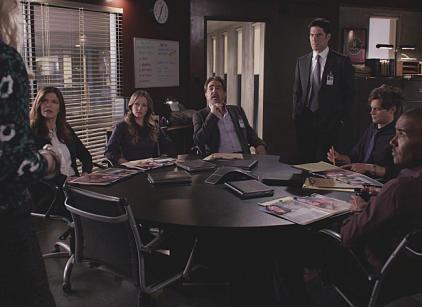 Watch Criminal Minds Season 9 Episode 22 Online