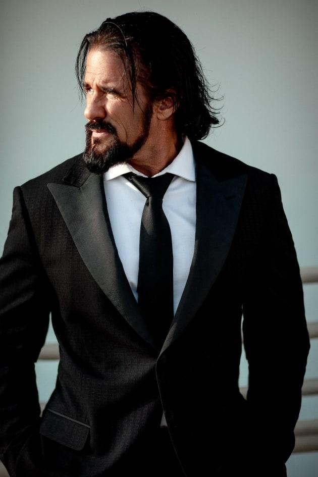 Marcus LaVoi in a Suit