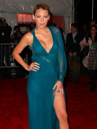 Blake Lively Fashion Pic