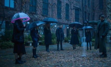 The Umbrella Academy Renewed for Season 2 - Who's Not Returning?