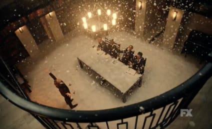 American Horror Story Apocalypse Trailer: Hail Satan!
