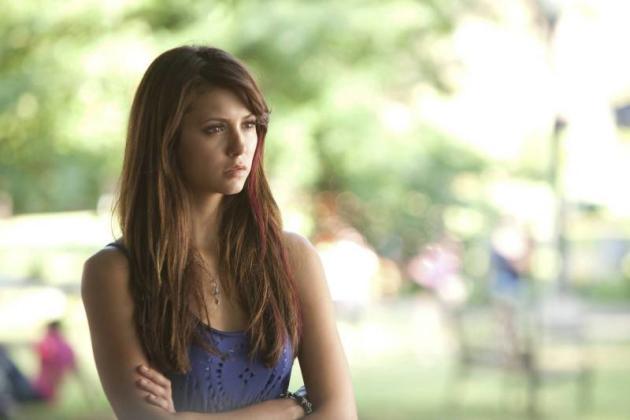 Nina Dobrev on Season 5