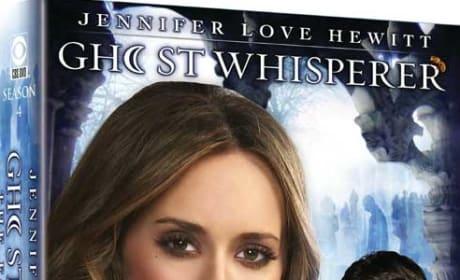 The Ghost Whisperer DVD