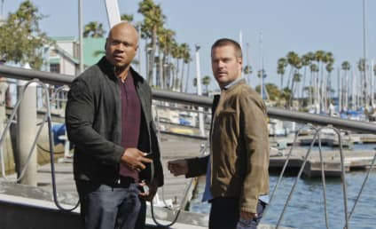 NCIS: Los Angeles Stars Chris O'Donnell, LL Cool J to EP Family Dance Competition for CBS