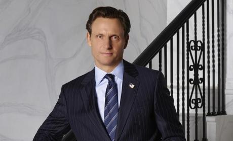 Tony Goldwyn as Fitz - Scandal