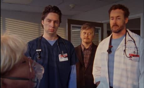 Dave Foley on Scrubs